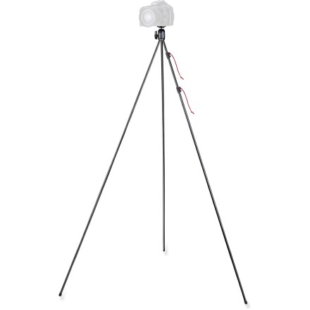 Entertainment The ultralight and compact Tamrac ZipShot tripod is easy to carry and sets up in seconds. Say goodbye to heavy, bulky tripods that take precious time to put in place. - $24.93