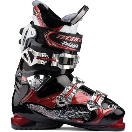 Ski The Tecnica Phoenix Max 10 Air Shell ski boots help you rise to the occasion with a smooth, progressive flex and an all-mountain design. - $159.83