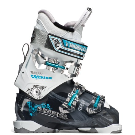 Ski The women's Cochise 90W ski boots dig into speedy turns, offer a comfortable fit and offer you the option of hiking and walking with ease. - $159.93