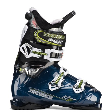 Ski Get pumped using the air cushioning in the Tecnica Phoenix Max 12 ski boots! They feature a smooth, progressive flex and an all-mountain design. - $159.83