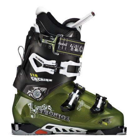 Ski Responsive and powerful on the descent, the Tecnica Cochise 110 ski boots feature a specialized hiking mode to make it easier to get to untouched powder stashes. - $239.83