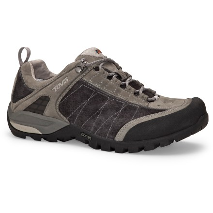 Camp and Hike Featuring awesome eVent(R) waterproof protection, excellent support and fit, Teva Riva shoes take you from town to trailhead and beyond without missing a step. - $69.83