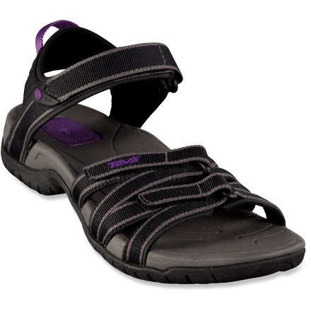 Entertainment At home in the water or on terra firma, the Teva Tirra sandals mesh fun, feminine style and multisport performance for everyday, go-anywhere use. - $80.00