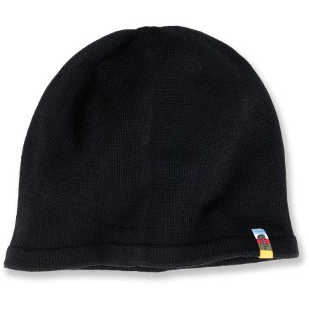Entertainment The soft Bambeanie hat from The North Face staves off the cold when running or skiing, providing dependable warmth. Lycra(R) spandex adds stretch to enhance comfort. One size fits most. - $16.93