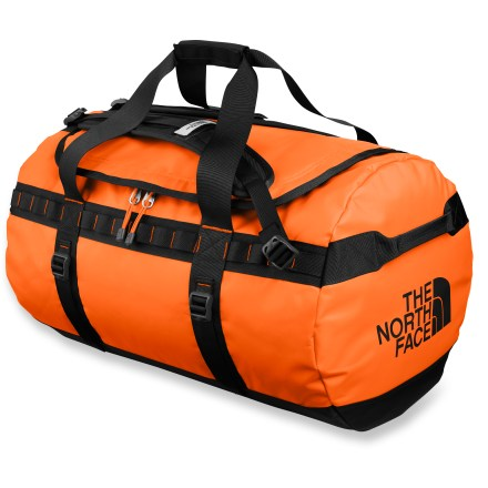 Camp and Hike The Base Camp duffel from The North Face is a rugged, versatile hauler of all things adventure, offering just enough space for your basics. - $93.93