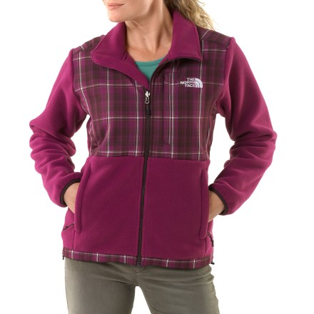 Camp and Hike The North Face Denali Jacket is a straightforward, comfortable all-around jacket for winter climates. Wear it as a mid layer or outer layer, depending on conditions. - $88.83