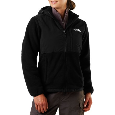 Camp and Hike The North Face Denali women's hoodie is sure to be a favorite. It offers stylish protection from the elements, straightforward comfort and durability for wintry cold. - $98.83