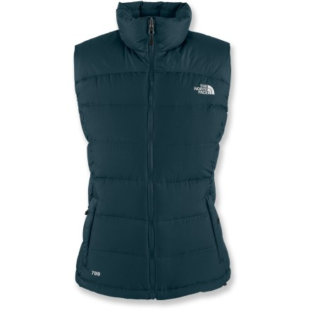 A sleeveless version of the classic, high-loft down jacket, the Nuptse 2 down vest delivers plush core warmth during harsh winter weather and packs into its own pocket for compact carry. - $73.83