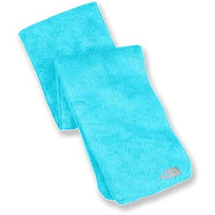 The North Face Denali thermal scarf will help girls forget the windchill when their necks are wrapped in its velvety softness. - $6.83