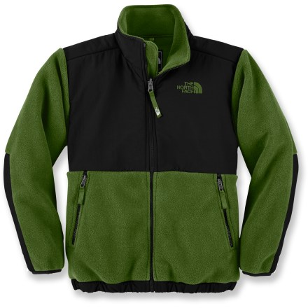 The North Face Denali Jacket keeps active kids warm and stylish for serious outfdoor play. - $48.83