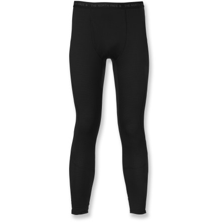 Stay comfortable and ready to explore in cold weather with the men's The North Face Warm long underwear tights. - $34.93