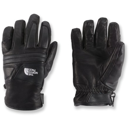 Ski You play hard, ski fast and like to catch air off of jumps. You need the Hooligan gloves from The North Face. - $54.83