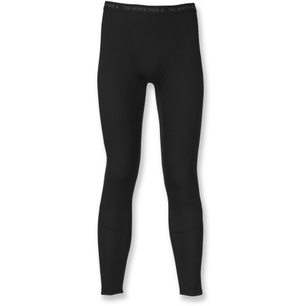 Use The North Face Light long underwear tights to boost your warmth during adventures in cool weather. - $30.93