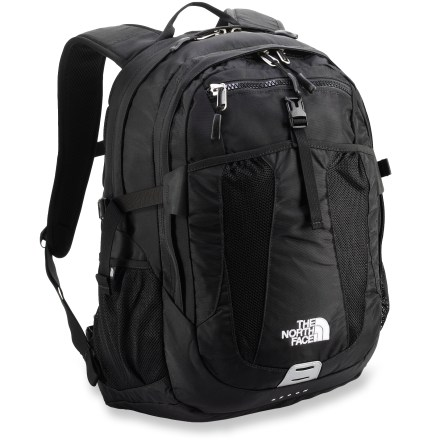 Camp and Hike Slip on The North Face Recon daypack for technical outdoor performance that will take you on towering summit adventures or everyday work and school commutes. - $78.93