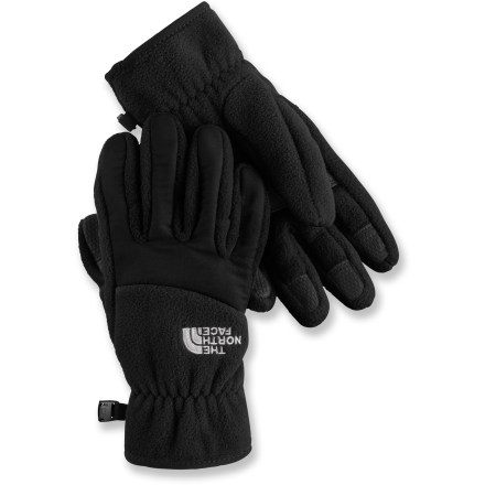 Offering warmth for cold-weather fun, the Denali gloves for kids are made with warm fleece and feature textured palms for a nice grip. - $5.83