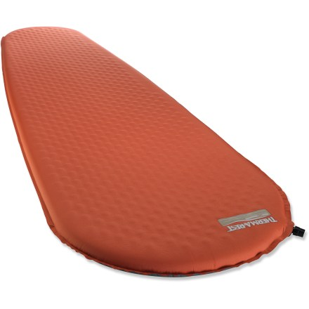 Camp and Hike Lighter than its predecessor, this 4-season Therm-a-Rest ProLite Plus sleeping pad is one of the warmest, self-inflating mattresses in the Therm-a-Rest Fast & Light line. - $44.93