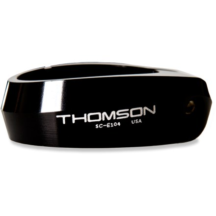 Fitness The THOMSON Seatpost Collar completes your THOMSON cockpit, offering excellent clamping performance and lasting durability. - $30.00