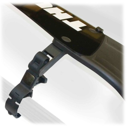 Camp and Hike Thule fairings reduce rack wind noise and look great on your vehicle. - $99.95
