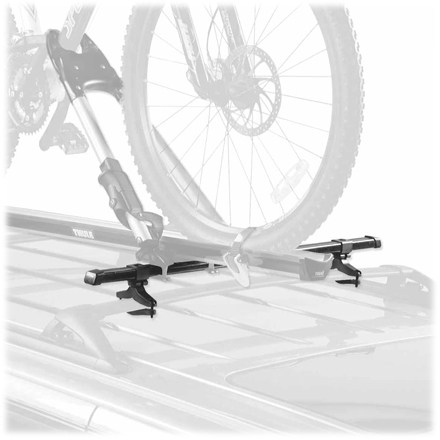 Fitness This versatile adapter enables almost any bike carrier to be installed to a vehicle's factory rack. - $43.93