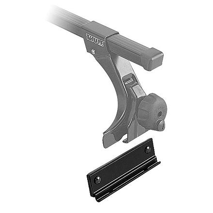 Camp and Hike These brackets let you attach Thule rain gutter racks to your vehicle even if you don't have rain gutters where you need them. - $64.95
