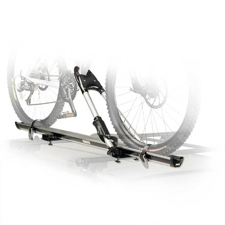 Fitness The Thule Big Mouth upright bike mount has a slim, lightweight design that is easy on your wallet. - $179.95