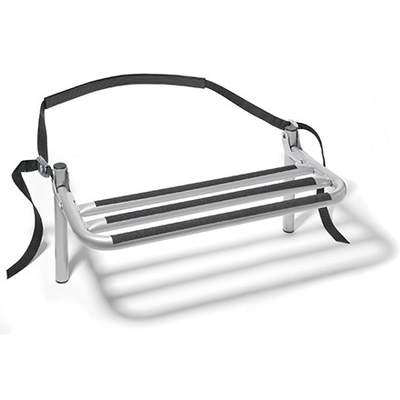 Camp and Hike Need a lift? This heavy duty Thule(R) Step-Up(TM) portable step provides the extra height needed to load gear onto virtually any tall vehicle. - $71.93