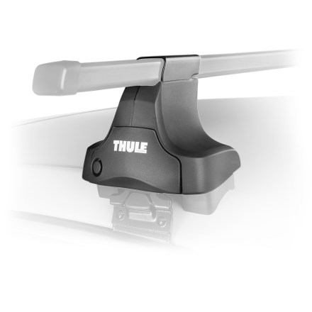 Camp and Hike Revolutionary new Traverse Foot pack from Thule provides the strongest hold yet! This safe and easy car rack installation for gutterless roofs provides peace of mind. - $159.89