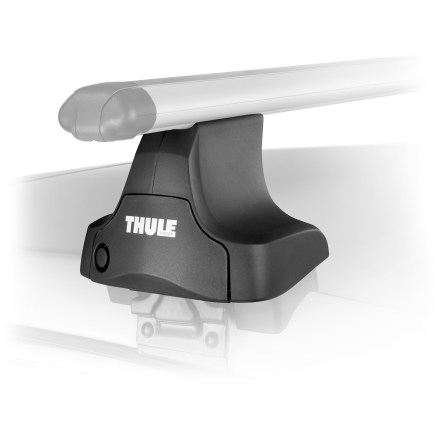 Camp and Hike Revolutionary new Rapid Traverse Foot pack from Thule provides the strongest hold yet! This safe and easy car rack installation for gutterless roofs provides peace of mind. - $199.95