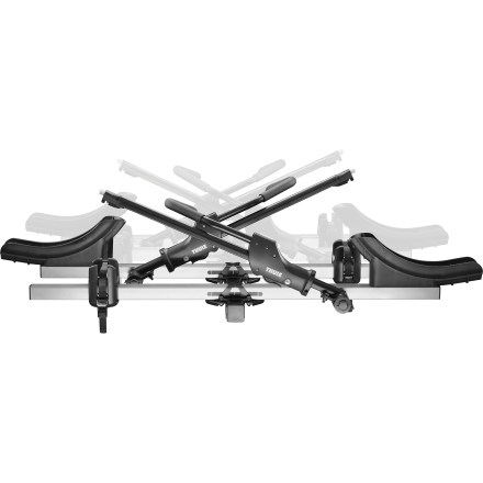 Fitness Expand your Thule T2 XTR 2-bike hitch into a 4-bike carrier with this add-on accessory, which has all the same features as the T2 XTR. - $263.93