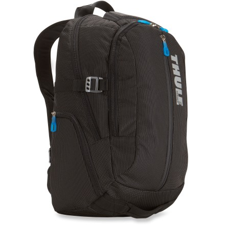 Camp and Hike The Thule Crossover daypack is a highly functional daypack with crushproof SafeZoneTM compartment that withstands the abuse of your everyday adventures. - $79.93