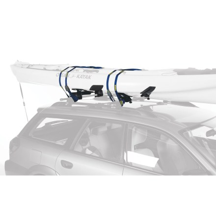 Kayak and Canoe The Thule Roll Model is a fully adjustable unit allowing contact-free loading of a kayak onto almost any vehicle! - $249.95