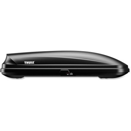 Ski Protecting your gear wherever you roam, this rugged Thule Pulse L roof box is ideal for year-round use on car-top racks! - $469.95