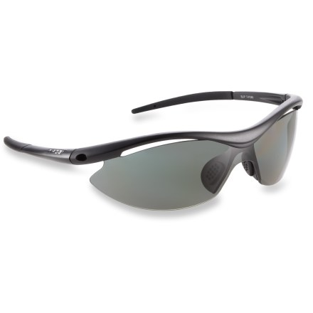 Entertainment Specifically designed for narrow faces, the Tifosi Slip sunglasses have a lens tint to accommodate you. - $89.95