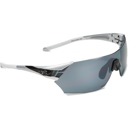 Entertainment The Tifosi Podium sunglasses have a lens tint to accommodate you and your adventures, from predawn runs to cycling in the glaring sun. - $48.83