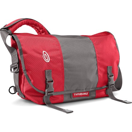 Fitness The Timbuk2 Classic Messenger medium-size bag is bread and butter--a no-frills, tough-as-heck messenger that hugs you forever. - $38.83