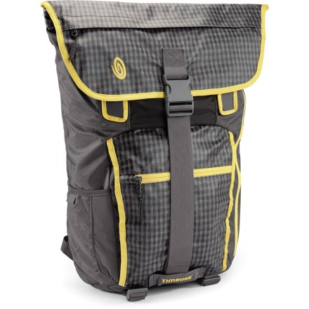 Fitness Rise to the occasion and carry the day with the Timbuk2 Phoenix cycling backpack, which boasts expandable capacity and a padded laptop sleeve that secures up to a 17 in. laptop. - $80.93
