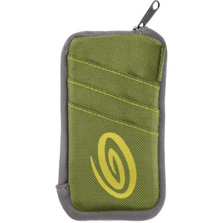 Fitness The streamlined Timbuk2 Mission cycling wallet helps protect your smartphone during 2-wheeled adventures. It lets you access your phone's functions, and fits nicely in the pocket of your bike jersey. - $5.83