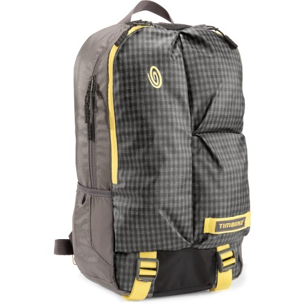 Entertainment The Timbuk2 Showdown daypack is all about comfort and convenience--backpack-style carrying while you're on the move gives way to Swing AroundTM laptop access once you've stopped. - $68.93