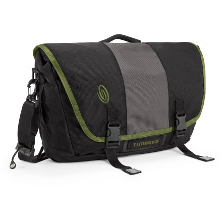 Entertainment The Timbuk2 Power Commute Messenger bag has a TSA-compliant laptop sleeve and a Joey Energy charging unit for on-the-go electronics charging! - $103.83