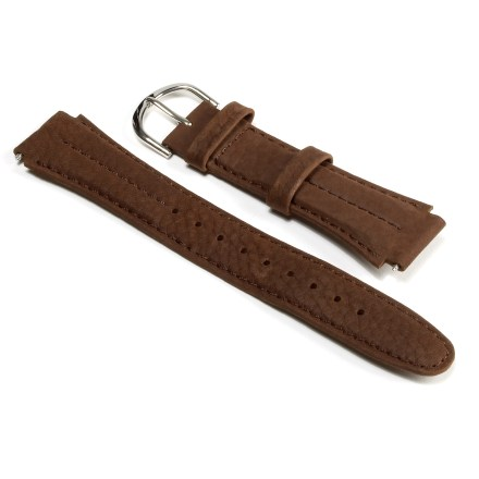 Entertainment This All Strap replacement band for the Timex(R) Expedition watch is made of water-resistant leather. - $4.83