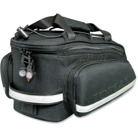 Fitness The compact Topeak RX TrunkBag EX is sized and organized to meet your road-riding needs. - $29.93