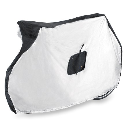 MTB Protect your road or mountain bike from the elements--two sizes to choose from. - $49.95