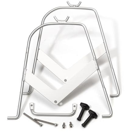 Fitness These pannier frame supports clip on to your Topeak QR Beam to transform your rack into a pannier-compatible rack. - $29.95