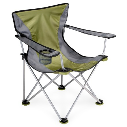 Camp and Hike TravelChair has redesigned its classic Easy Rider folding chair, with new fabrics, trim and feet that make it comfortable for relaxation wherever you take it. - $41.93