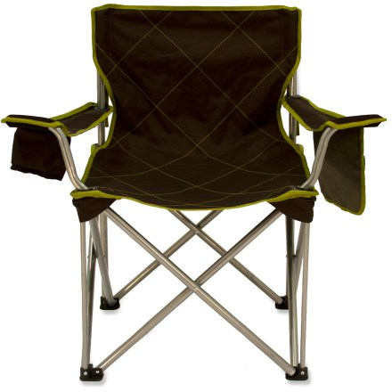 Camp and Hike The super-size TravelChair Big Kahuna chair features oversize tubing and large grommets to stand up to heavy loads and regular use. - $58.93