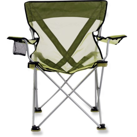 Camp and Hike The Travel Chair Aluminum Teddy Chair has the same great features as the original Teddy Chair, but is even lighter-28.5% lighter to be exact! - $69.93