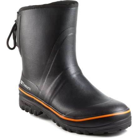The waterproof Tretorn Sub rain boots for men blend rugged construction with reliable and refined materials. - $20.83