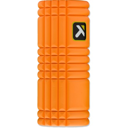 Fitness Use the Trigger Point Performance The Grid foam roller to massage sore muscles after a long run or hard CrossFit workout. - $39.95