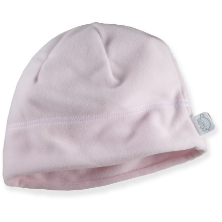 Ski The Micro Fur beanie from Turtle Fur offers lightweight warmth when the temperature drops. Soft, non-pilling Techofleece polyester fleece retains warmth, continuing to insulate even if wet. Special buy. - $5.83