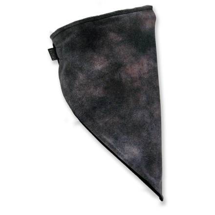 Ski Keep your face protected from the wind with the Snow Veil from Turtle Fur. Soft polyester/spandex blend fabric offers warmth, wicks moisture and dries quickly. Special buy. - $8.83
